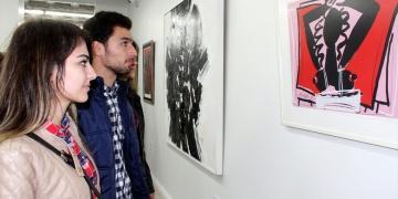 Erzurumda Güzel Sanatlar Müzesi açıldı