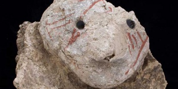 Çatalhöyükte bulunan kil kafa neyi temsil ediyor?