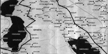 Gertrude Bellin Günlüklerinde Isparta ve çevresi