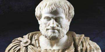 Aristotelesin mezarı bulundu