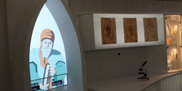 İsviçrede İslam Medeniyetleri müzesi açıldı