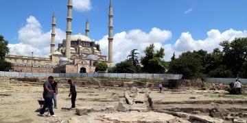 Edirne, tarihi eser bakımından dünyada 2. şehir