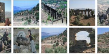 Alinda Antik Kenti - Aydın