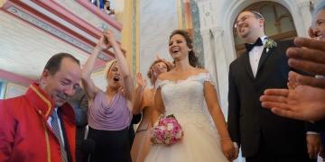 Edirne Sinagogunda 41 yıl sonra ilk nikah