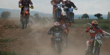 Aizonoi Antik Kentinde, Motokros Yarışları