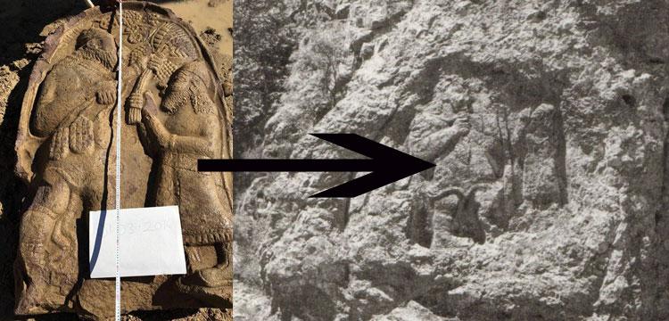 2700 yıllık tarihi stel nereye gitti?