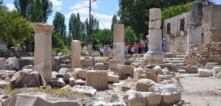 Stratonikeia Antik kentinde zeytinyağı tadım eğitimi