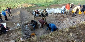 Uşaklıhöyük ve Kerkeneste arkeolojik kazılar başladı