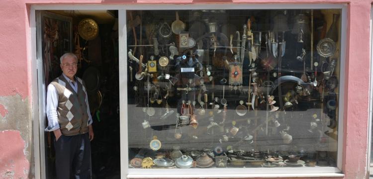 Ordu'da babasından kalan eşyalarla müze açtı