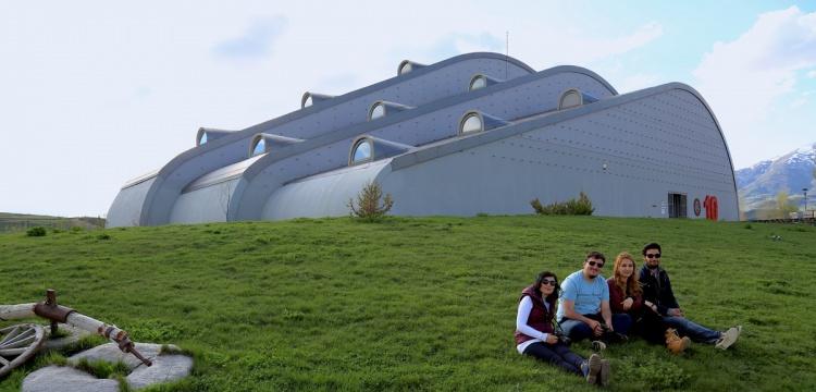 Bayburt Baksı Müzesi dünyaya açılıyor