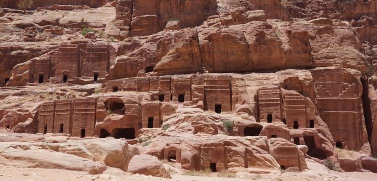 Ürdün'ün gizli hazinesi:  Petra