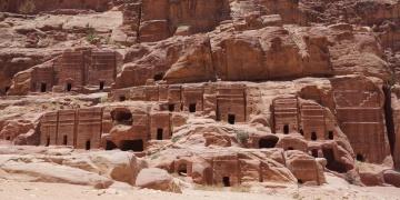 Ürdünün gizli hazinesi: Petra