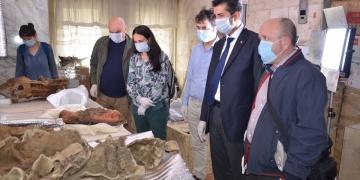 Atlı Kadın mumyası Türk tarihine ışık tutacak