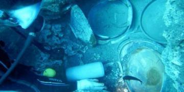 Antalya Tabak Batığı Sualtı Kazıları Başladı