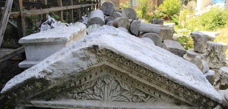 Nikomedya arkeoloji kazılarıdan konforlu yaşam çıktı