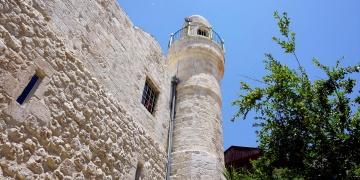 Filistinde 45 Tarihi cami restore edildi