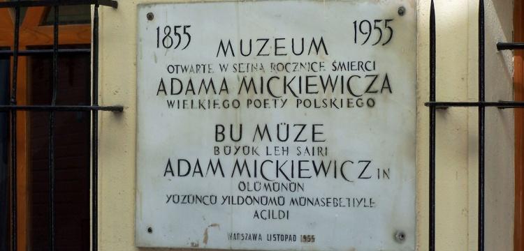 Adam Mickiewicz Müzesi - İstanbul