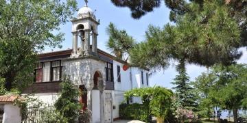 Aya Yorgi Rum Manastırı (Yücetepe) İstanbul