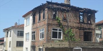 Düzcede 150 yıllık evler restore ediliyor