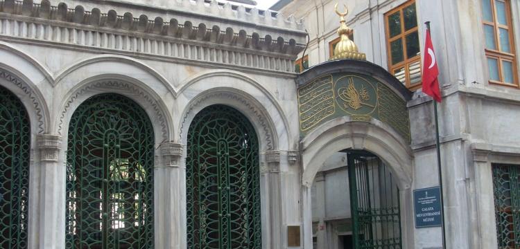 Galata Mevlevihanesi Müzesi İstanbul