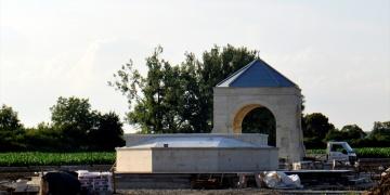 Zigetvardaki Türk-Macar Dostluk Parkı restore ediliyor