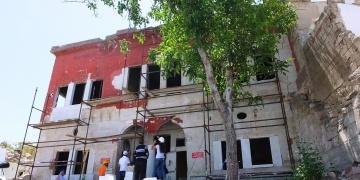 Nevşehirde Tescilli binalar turizme kazandırılıyor