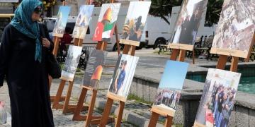 Üsküdarda Kudüs fotoğraf sergisi