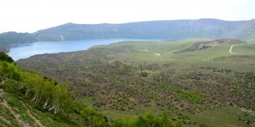 Nemrut Krater Gölü uluslararası jeopark olma yolunda