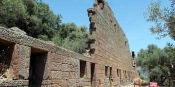 Manisa Aigai Antik Kenti kazıları daraltılıyor