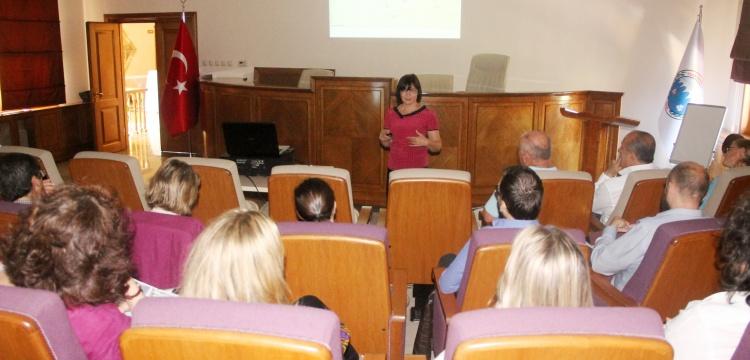 Uluslararası Pompeiopolis konferansı sona erdi