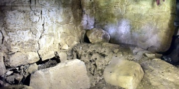 Bodrumun antik mezarları turizme kazandırılacak