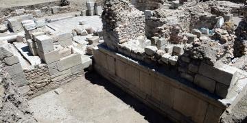 Sebastapolis Antik Kentinde 2016 yılı kazıları başladı