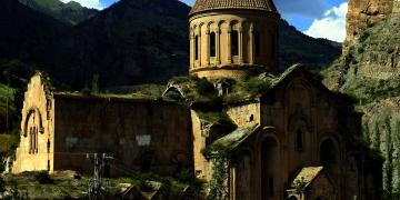 Doğunun Ayasofyası: Öşvank Kilisesi