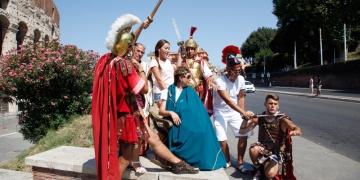 Romada sahte Gladyatörlere izin yok