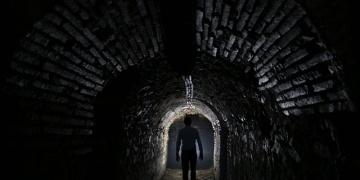 Bursa Bu Tunellerle Osmanlıya 23 yıl direndi