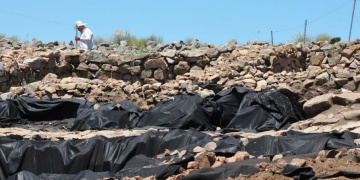 Kayıp kent Pterianın sokakları bulundu