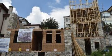 Orduda tarihi evler restore ediliyor