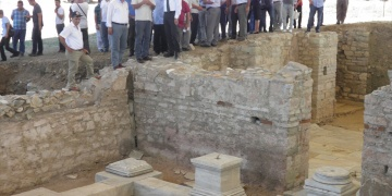 Parion Antik Kenti turizme kazandırılacak
