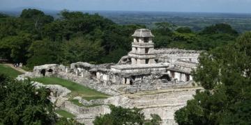 Meksikada antik kentte su kanalı bulundu