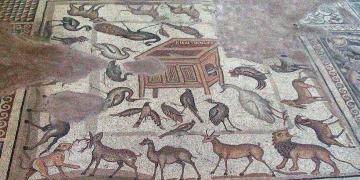 Adana Misis Mozaik Müzesi