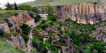Ihlara Vadisi Örenyeri Aksaray