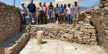 Rhodiapolis Antik Kentinde kazı çalışmalarına başladı