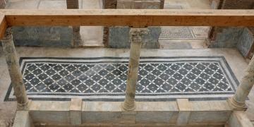 Efesin mozaikleri restore edildi