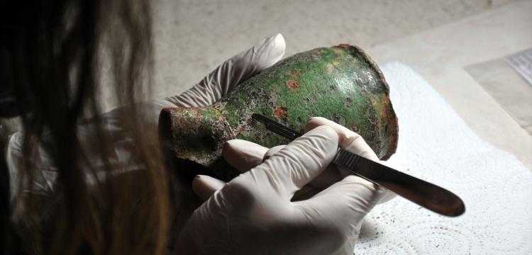 Stratonikeia Antik Kenti'nde kazı çalışmaları devam ediyor