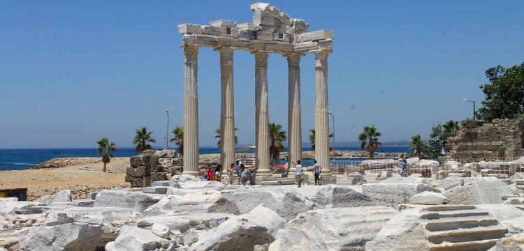Side Apollon - Athena Tapınağı Antalya