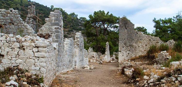 Olympos Örenyeri Antalya