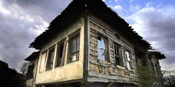 Kocaelide Tarihi Demirciler Konağı restore ediliyor