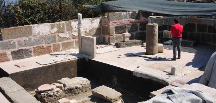 Zonguldak Tieion Antik Kentinde Kazı Çalışmaları Başladı
