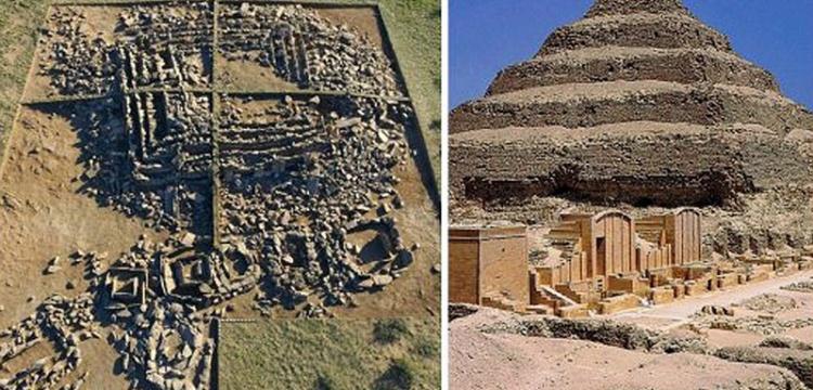 Dünyanın en eski Piramiti Kazakistan'da bulundu