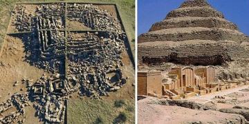 Dünyanın en eski Piramiti Kazakistanda bulundu